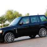 Range Rover August