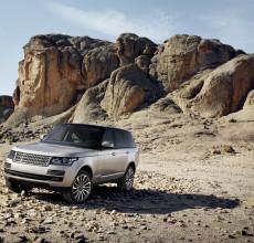 Range Rover launch UAE Dubai