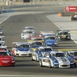 Porsche GT3CCME - Round 2 Bahrain Opening Lap