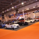 Sharjah auto show Award Cars