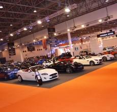 Sharjah auto show Award Cars