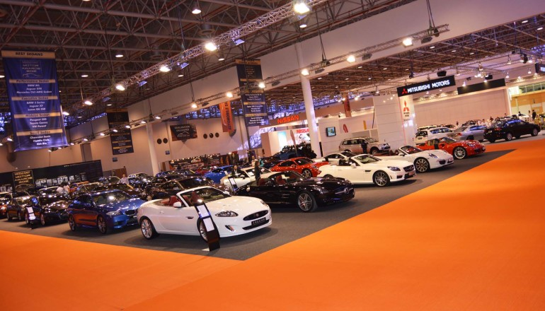 Middle East Motor Awards 2017 Drivemeonline