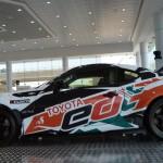 The 600 bhp extreme Toyota 86 prepares for next season.