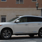 Infiniti JX35 crossover review 2012