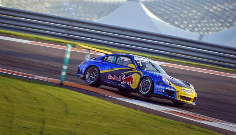 Porsche GT3 Cup Round 4 Yas Marina