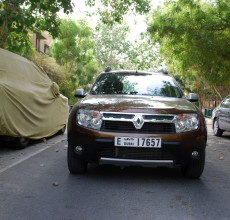 Renault Duster Review UAE Dubai