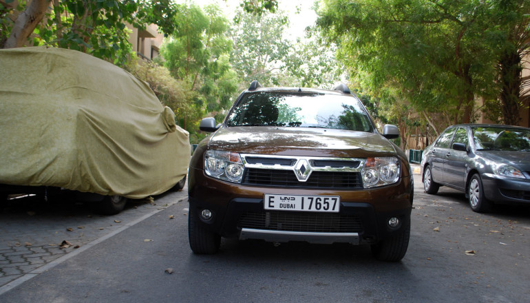 Renault Duster Review UAE Dubai