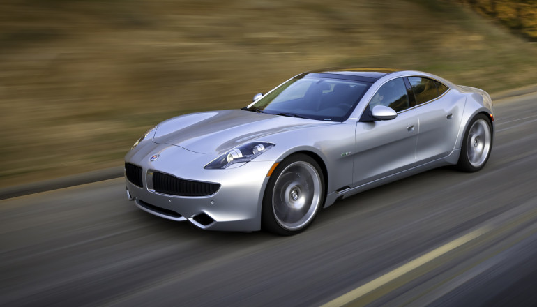 Fisker Karma road test review