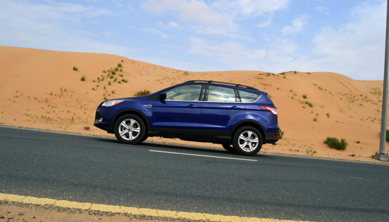 ford escape 2013 review hitting the curves. Cars Review. Best American Auto & Cars Review