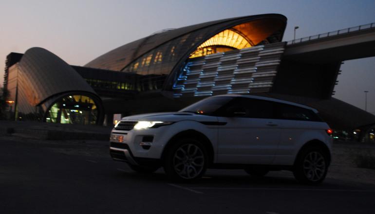Range Rover Evoque Review Dubai