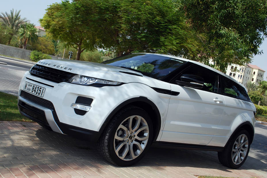 range rover evoque 2012 review individual traits. Black Bedroom Furniture Sets. Home Design Ideas