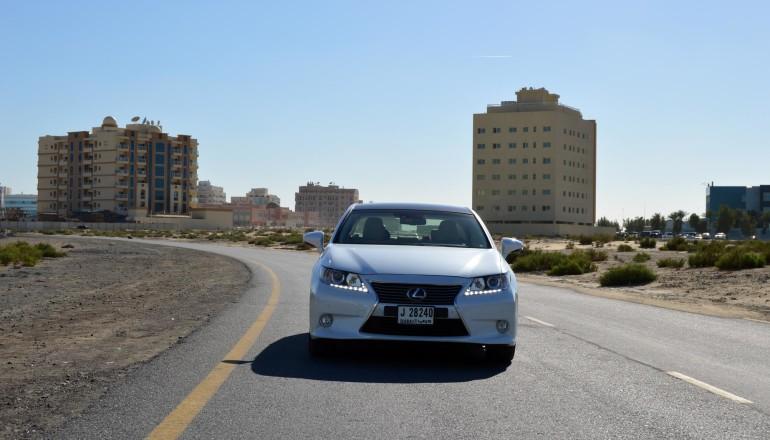 2012 Lexus ES 350 road test