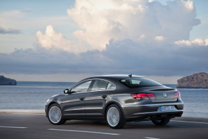 Volkswagen CC 2013 compared with Audi A6 and Lexus GS 350