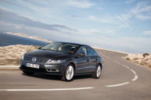 Volkswagen CC engine variants