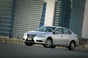 Nissan Sentra has the new Nissan design language