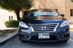 Nissan Sentra has standard safety features