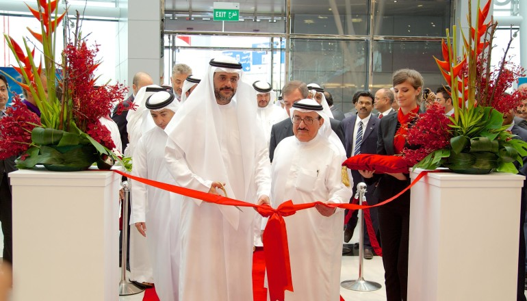 Arabian Automobile inaugurated their all in one showroom on the 4th of April