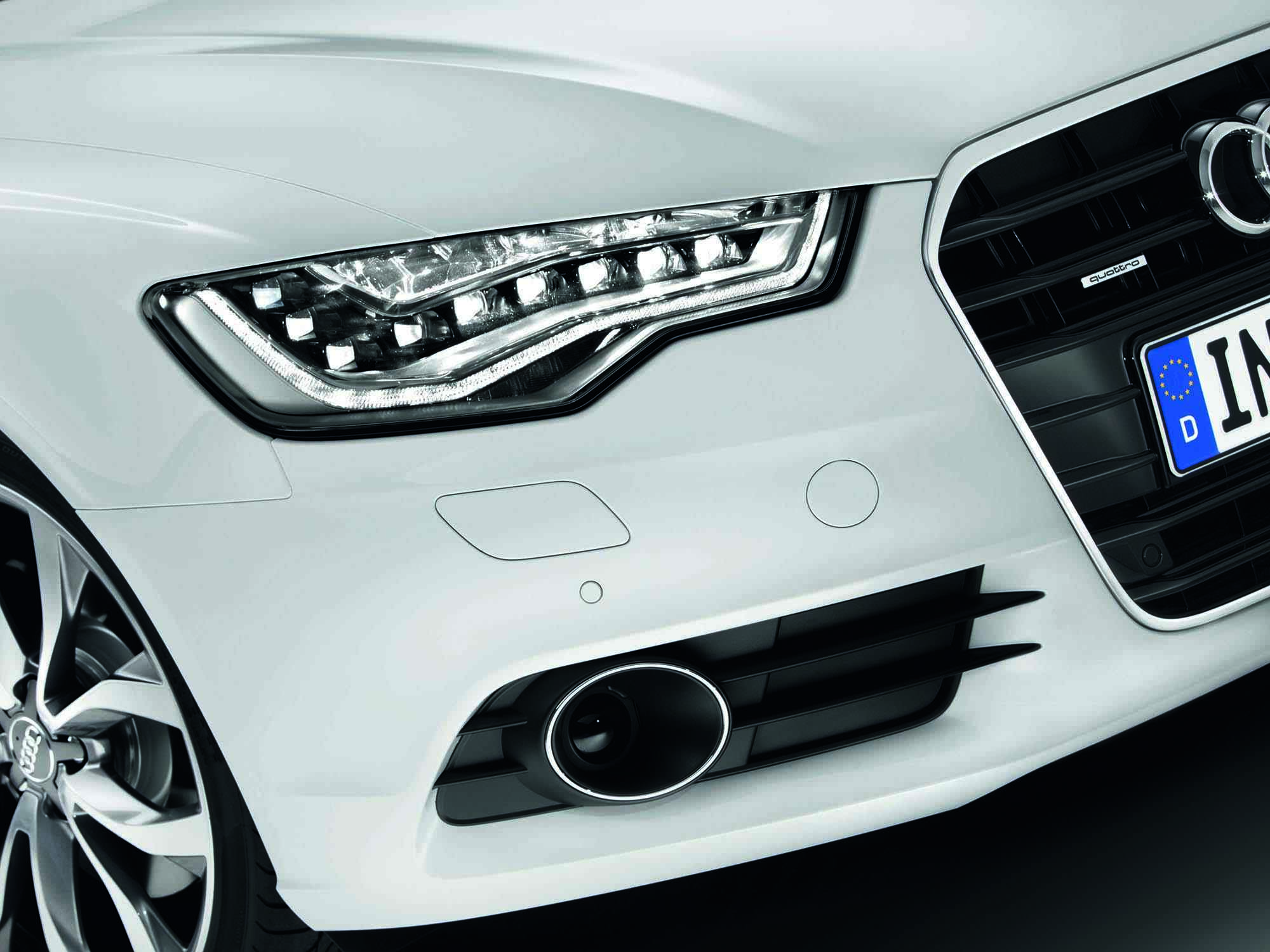 Led Lights Can Save Fuel And Audi Gets Certified
