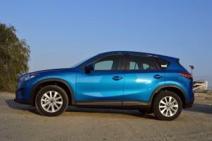 Mazda CX5 has a reasonable price