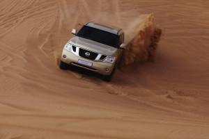 Nissan Patrol 2010 - tough to beat