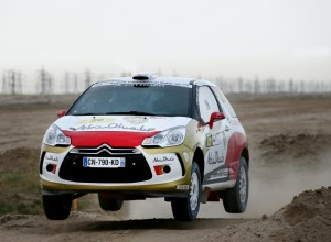Kuwait Rally winners in second round Citroen and Fiesta