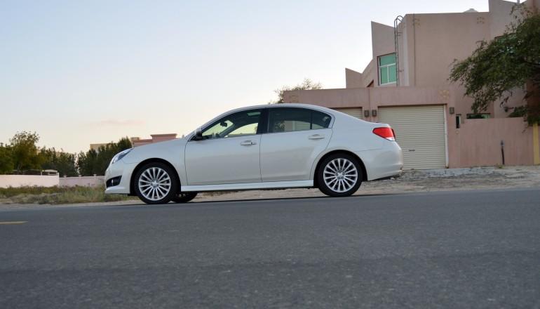 Subaru Legacy UAE review