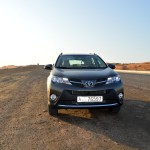 Toyota RAV-4 road test review