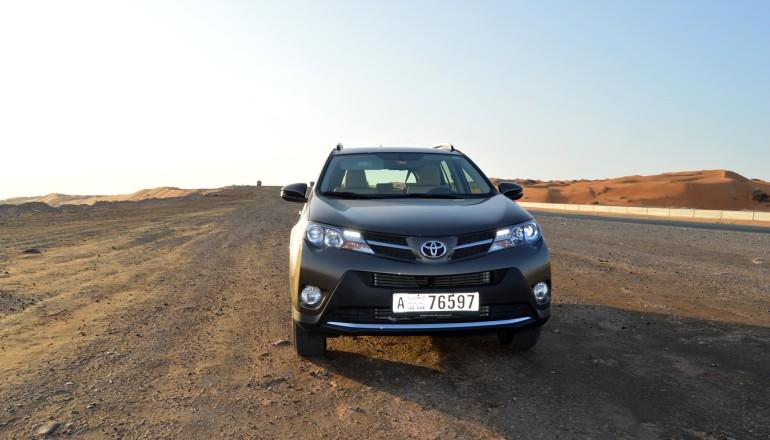 Toyota RAV-4 road test review