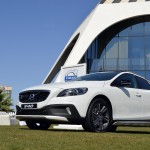 The Volvo V40 hits the GCC market almost 10 months after its worldwide launch, so we may assume a considered success story in the making.