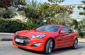 Hyundai Genesis is among the super value affordable coupes