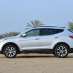 Santa Fe Test Drive Report