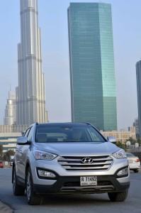 Hyundai Santa Fe is a good city SUV