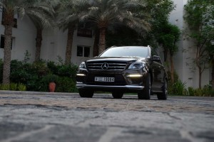 ML 63 AMG Cruise control and other drive features