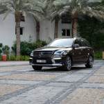 ML 63 AMG UAE test drive review