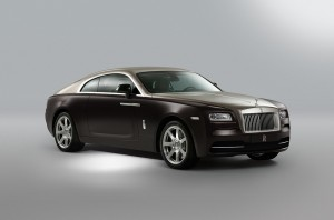 Rolls-Royce Wraith the gentleman's GT