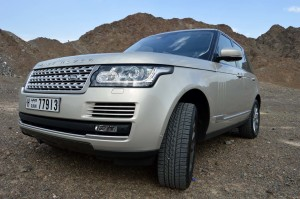 Range Rover 2013 returned some great figures