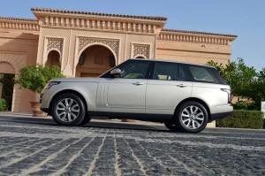Range Rover 2013 Executive seating