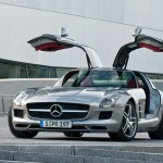 SLS AMG Driving Experience - Priced from 1900 AED per person.