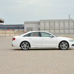 Audi S6 road test UAE