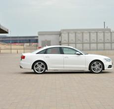 Audi S6 road test UAE