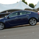 Opel Insignia test review UAE