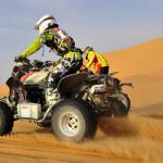 UAE Desert Champs August banner