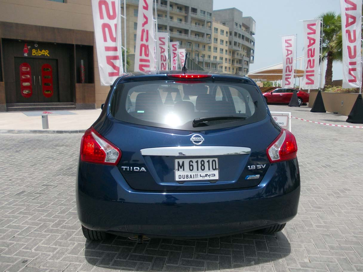 Allnew Nissan Tiida launched  Fans meet longawaited bliss