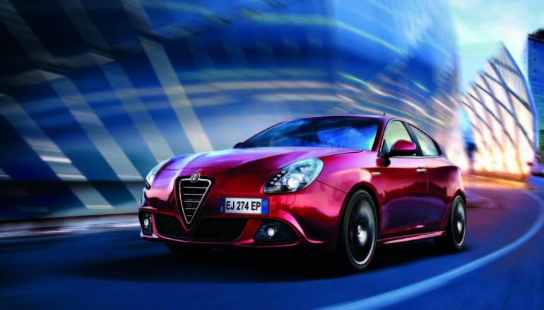 Alfa Romeo Giulietta review UAE