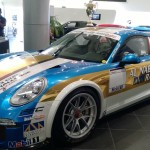 The team and the intent remain unchanged while the car is brand new – a 991 type Porsche GT3 Cup racer