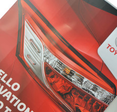 Toyota top world brand