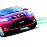 Yaris Sedan Front Image