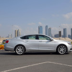 Chevrolet Impala UAE review