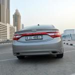 Hyundai Azera 2013 review UAE