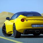 Lotus UAE Evora launch
